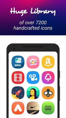 Лучшие новые паки иконок на Android за декабрь 2018