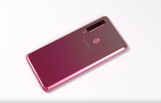 Обзор Samsung Galaxy A9 2018 - первый смартфон с четырьмя модулями основной камеры