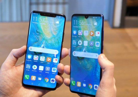 Все новые и передовые возможности смартфонов Huawei Mate 20 и 20 Pro