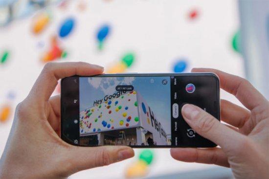 Android на выставке CES 2019