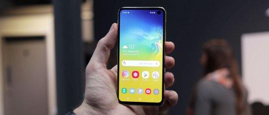 Обзор смартфона Samsung Galaxy S10e - бюджетная версия флагмана