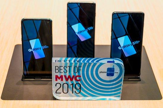 Лучшие устройства выставки MWC 2019