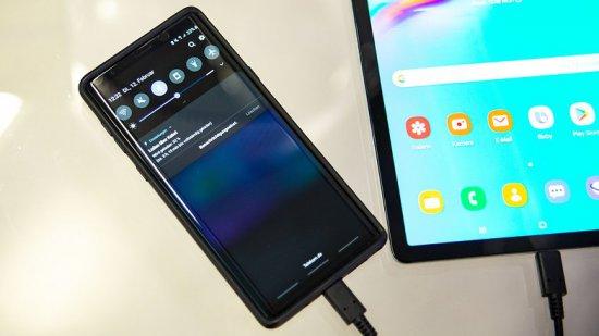 Краткий обзор Samsung Galaxy Tab S5e - новый планшет средней ценовой категории