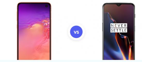 Samsung Galaxy S10e или OnePlus 6Т: какой смартфон выбрать?