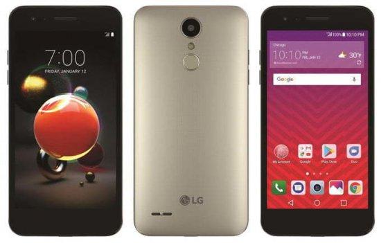 LG Tribute Empire / LG K8S