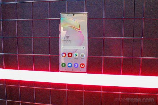 Обзор Samsung Galaxy Note 10 и Note 10 Plus - что хорошего и плохого в короле фаблетов?