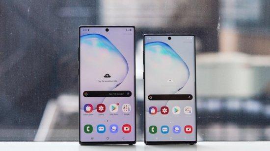 В Galaxy Note 10 Samsung старается привлечь бизнес-клиентов