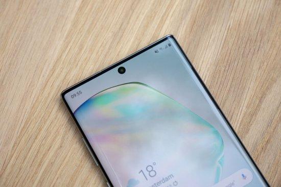 Samsung Galaxy Note 10 vs Galaxy S10+
